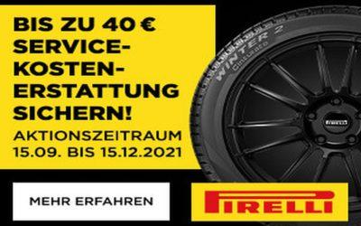 Jetzt 40€ Servicekosten-Erstattung sichern!